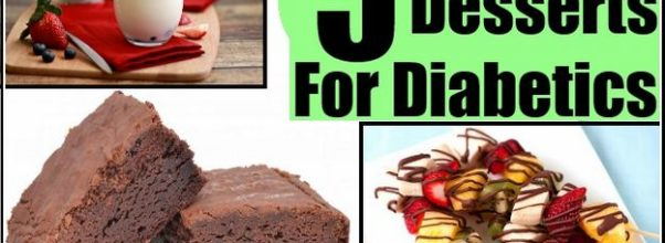 What Can Diabetics Eat For Dessert