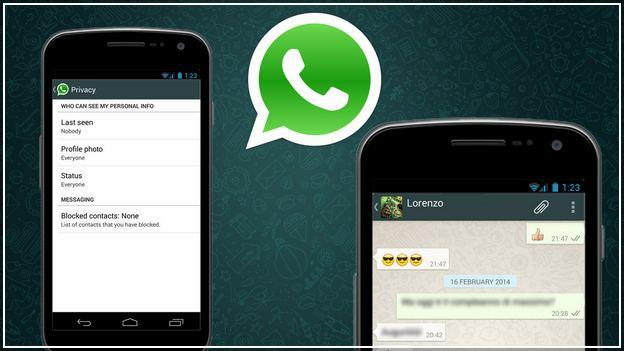 Whatsapp Web App Online Status