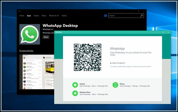 Whatsapp Web App Windows