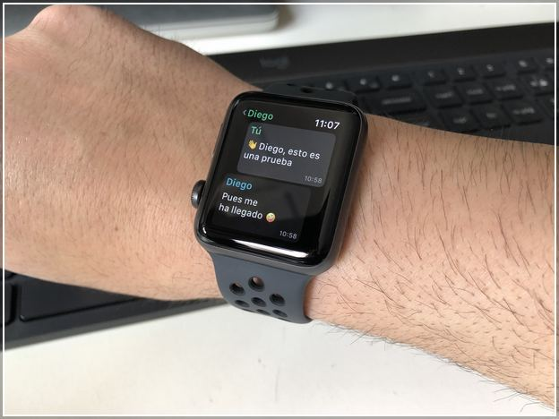 Whatsapp Web Apple Watch