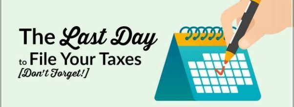 When Is The Last Day To File Taxes 2019 Canada