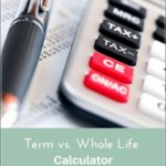 Whole Life Insurance Calculator Excel