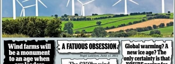 Wind Energy News Article