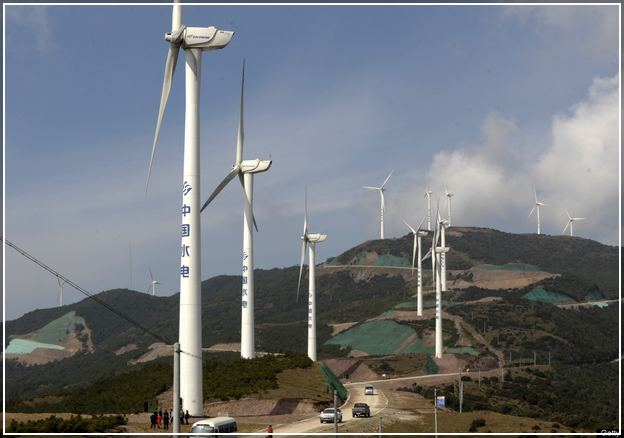 Wind Energy News China