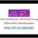 Yahoo Small Business Website Login