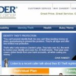 Zander Insurance Identity Theft Family Plan