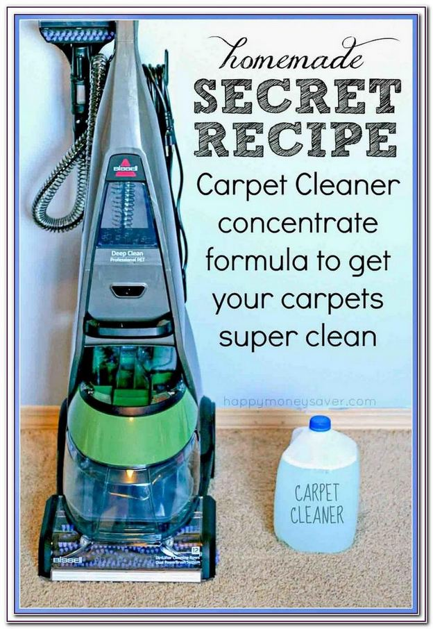 Homemade Carpet Shampoo For Pet Urine