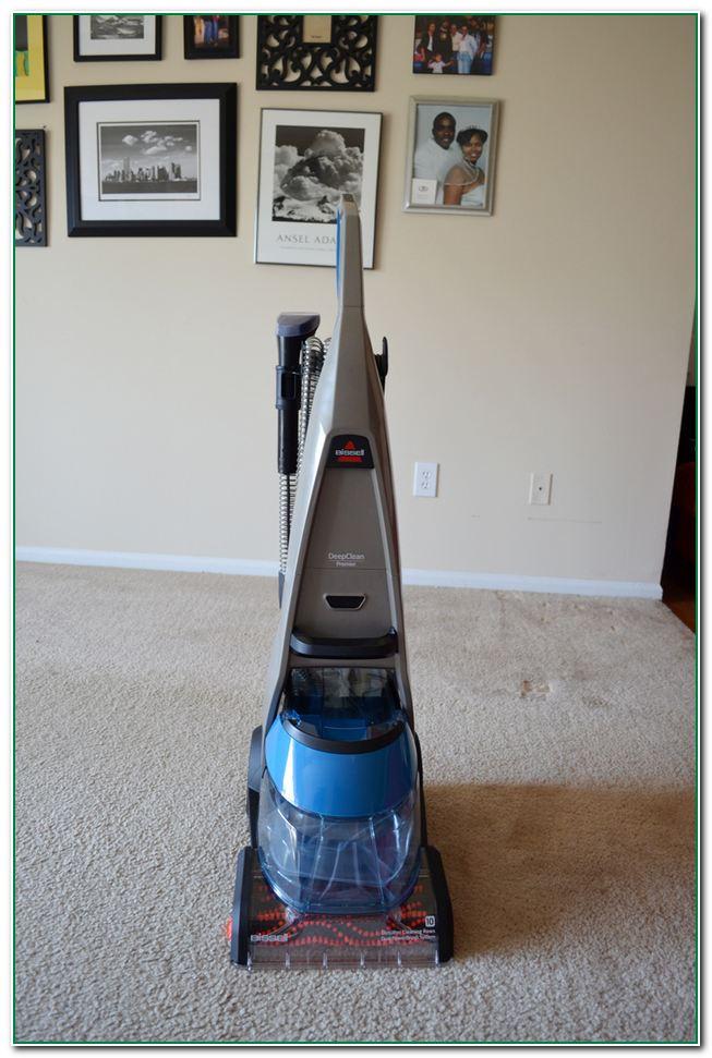Bissell Deep Clean Premier Carpet Cleaner Reviews