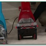 Bissell Powerclean Turbo Deep Clean Carpet & Rug Cleaner