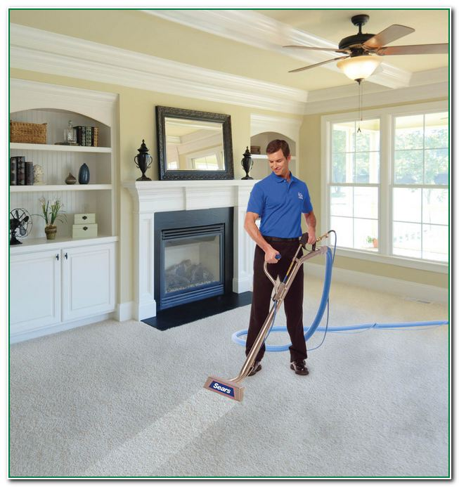 Sears Carpet Cleaner Rental